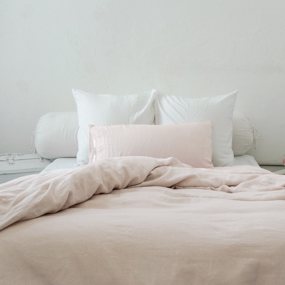 Productimage Vintage Linen Duvet Cover Blush_02_web ...