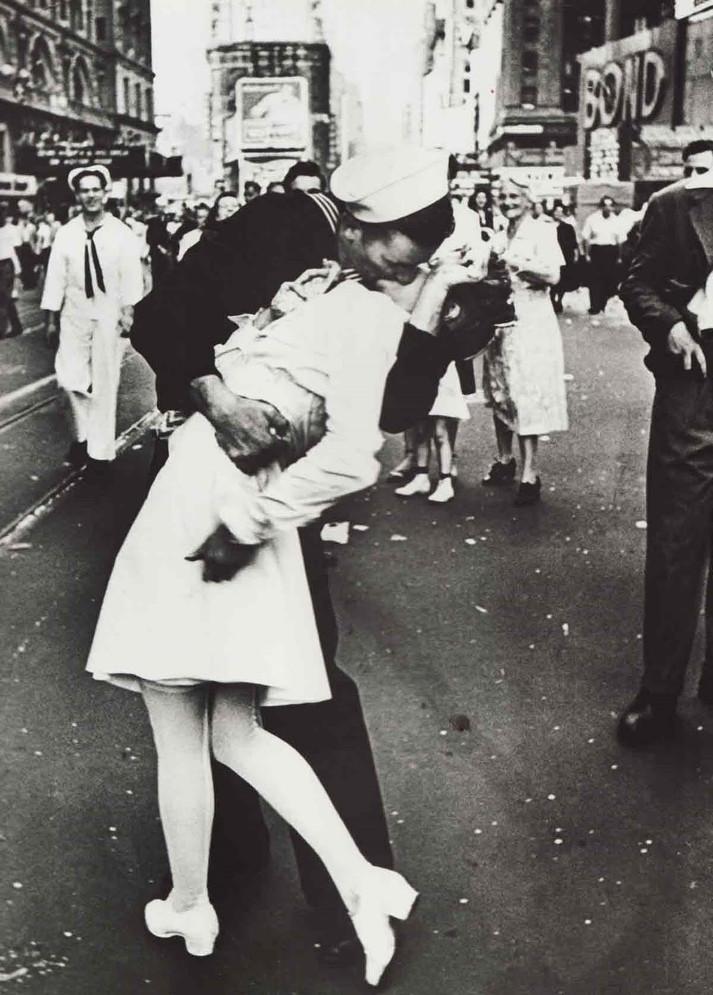 The Sailor's Kiss
