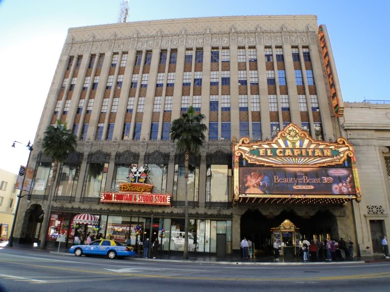 The El Capitan Theater