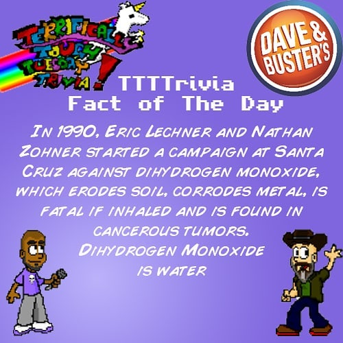 Water is for suckers anyway, unless it's mixed with #hops and #barley. Come get some #dosequis #tonight at #ttttrivia 9pm @dnbhollywoodca #trivianight #tuesdaytrivia #DnBLA #hollywood #lalife #trivianight #tuesdaynight #hollywoodnightlife #lanightlife
