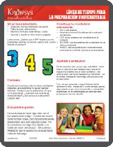 Download Elementary Timeline (Español)