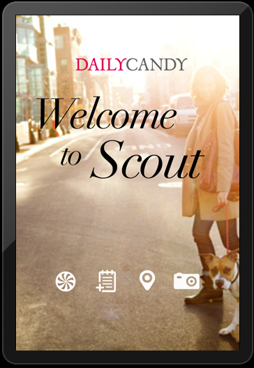 DailyCandy Scout
