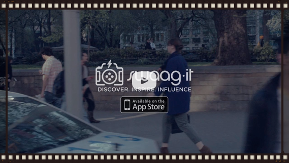 New York Street Style: Swaag Video App launches.