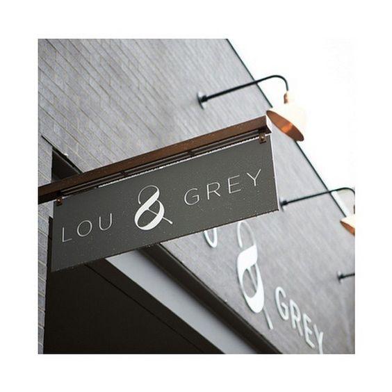 Lou & Grey Launch | Social & Brand Voice