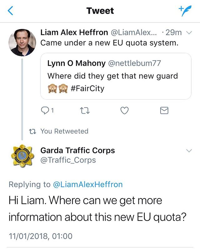 The #faircity Twitter threads have been gut busting funny .... harsh but very very funny. But everyone's only talking about one thing on TV... even my colleagues in blue. 😳
