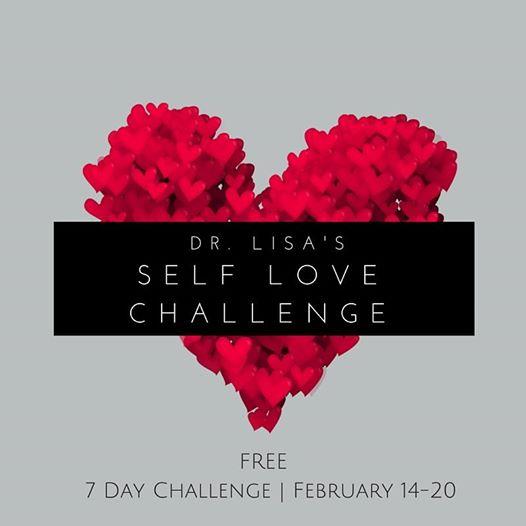 SELF LOVE CHALLENGE SIGN UP