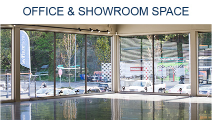 OFFICE & SHOWROOM SPACE