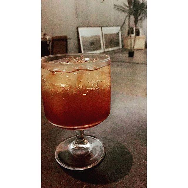 #throwback the best iced tea 🍹 @the.mine @no57cafe #thetable #no57cafe #themine #icedtea #lavender #wvf #dubai