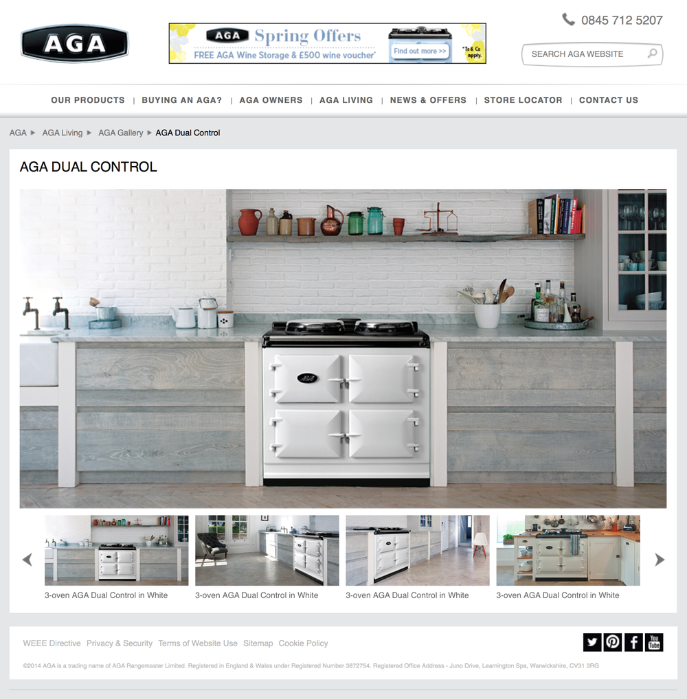 AGA FEATURE