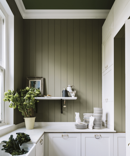 Farrow & Ball - Treron