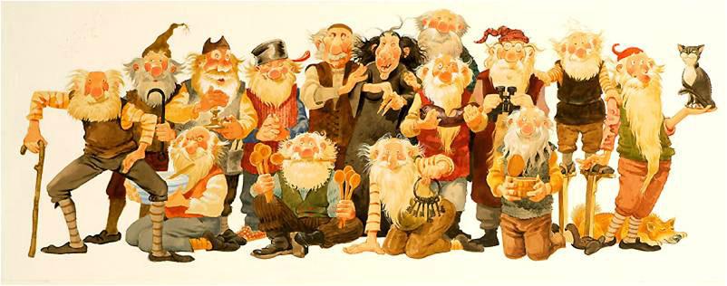 Yule Lads - Icelandic Christmas