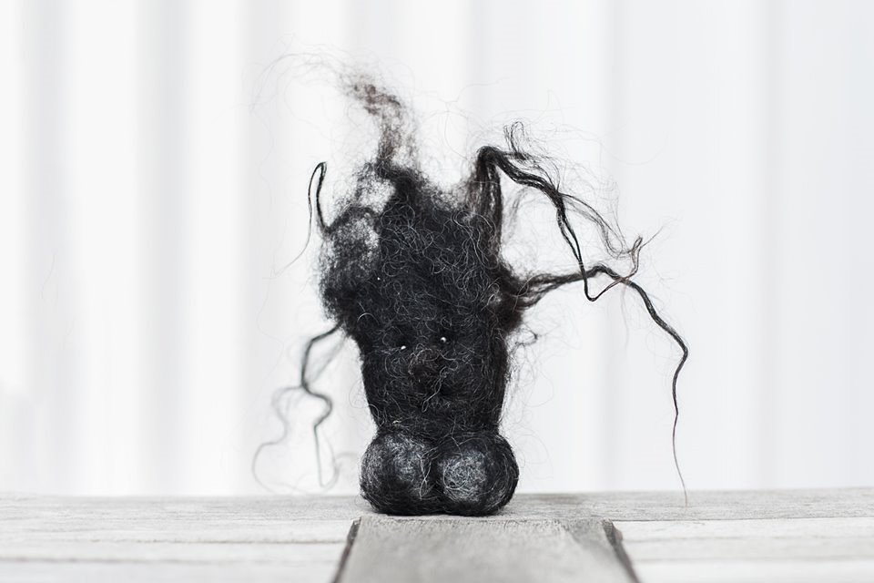 Make An Icelandic Troll With Wool Creative Iceland 06