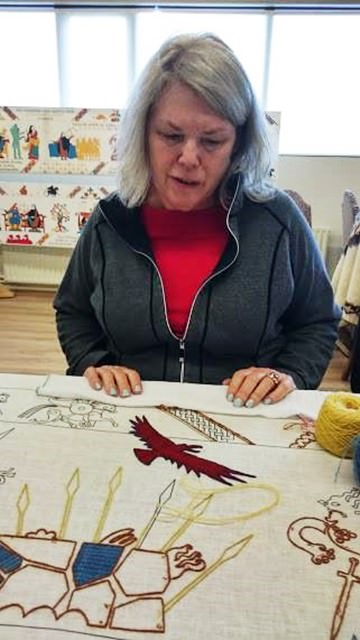 embroidery workshop creative iceland 4