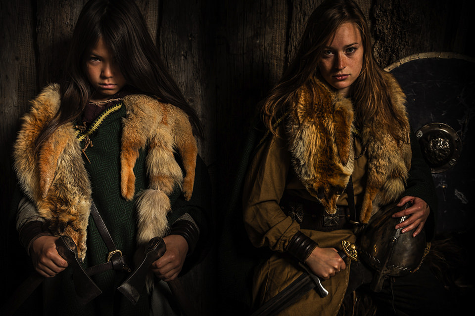 Dress In Authentic Viking Costumes And Get Your Own Icelandic Viking Portrait 4.jpg