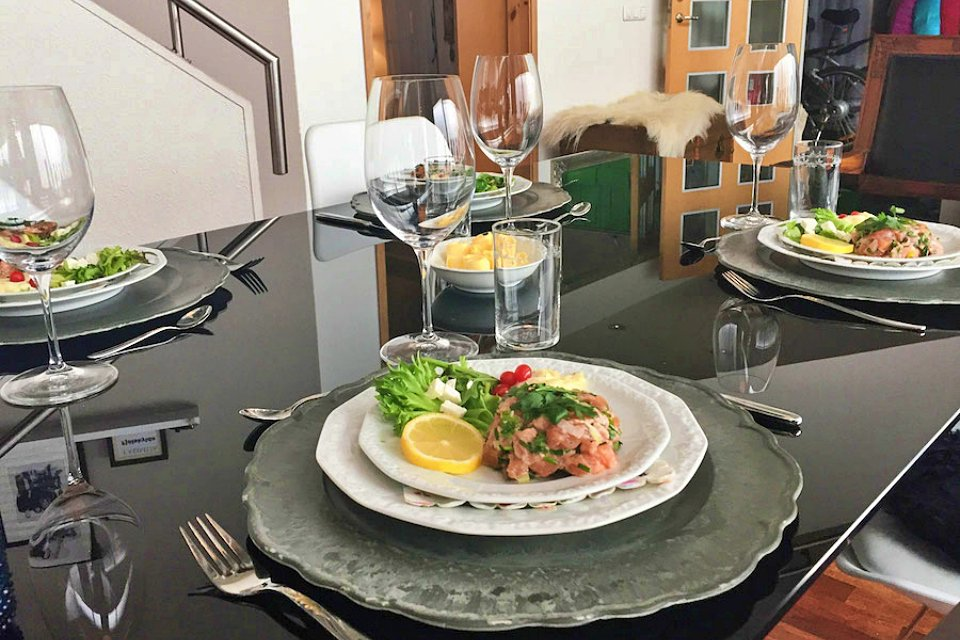 Home Cooked Meal Experience in an Icelandic Home