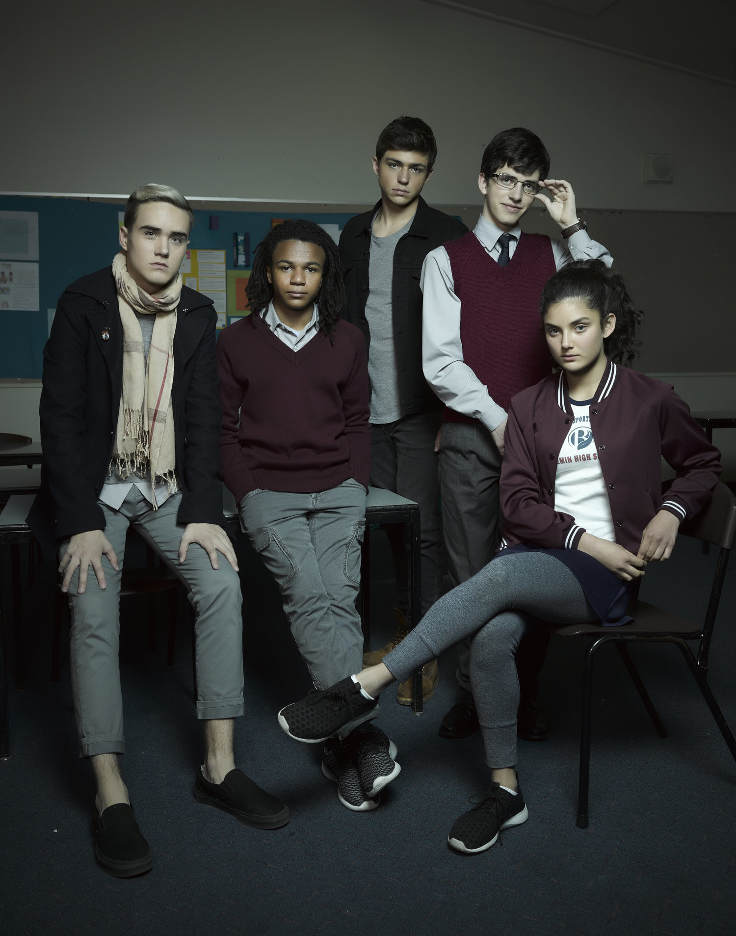 Nowhere Boys Season 3 begins! — CORNEL THOMAS WILCZEK