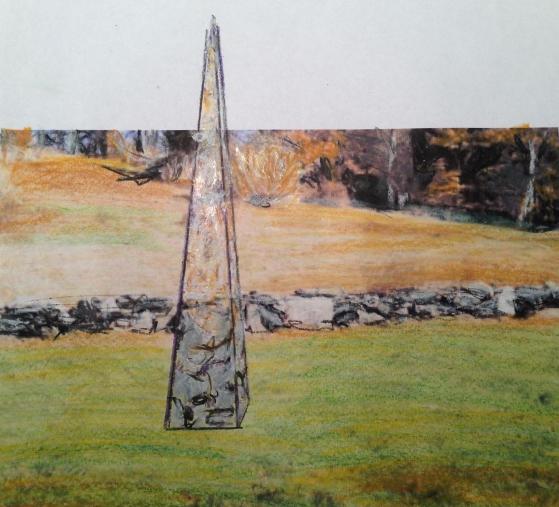 spire sketch