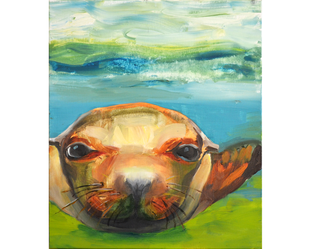 Sea Lion (green)