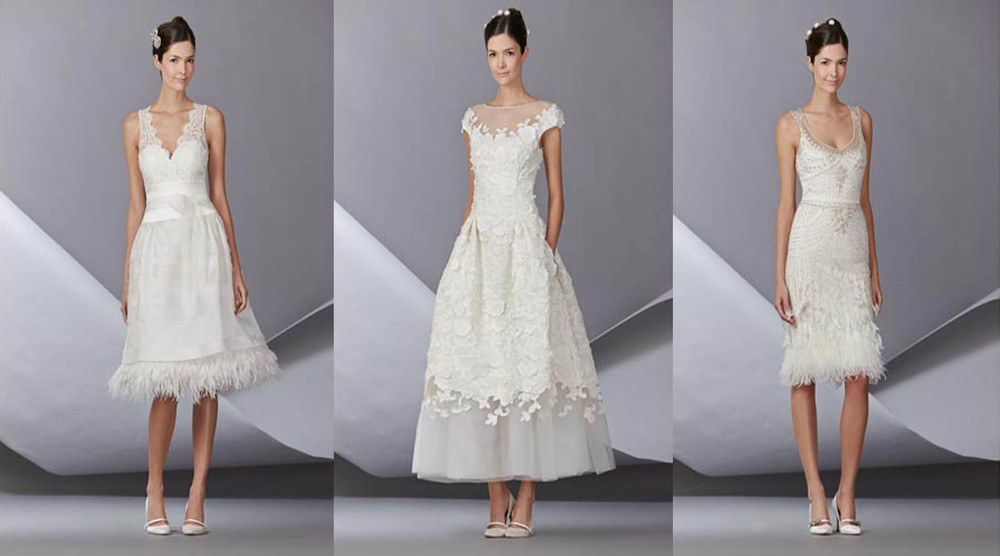 Carolina Herrera Fall 2014 Wedding Dresses Carolina Herrera Blanche