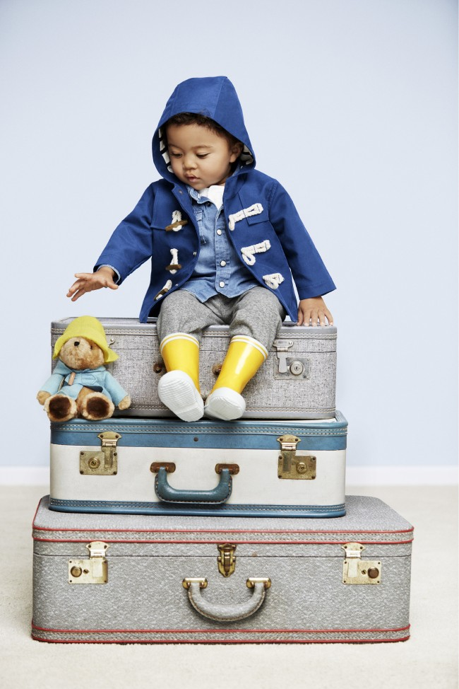 Paddington Bear Collection for Gap