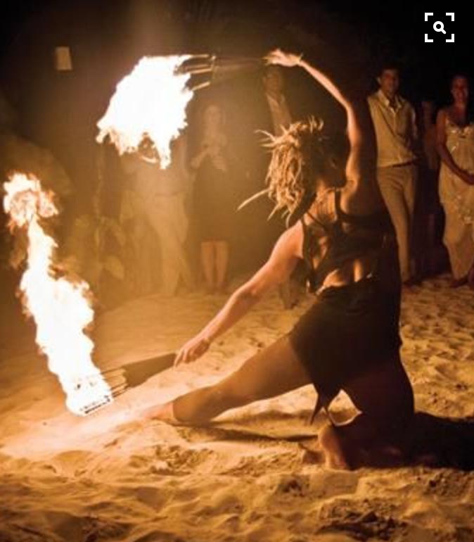 FireDancer Show