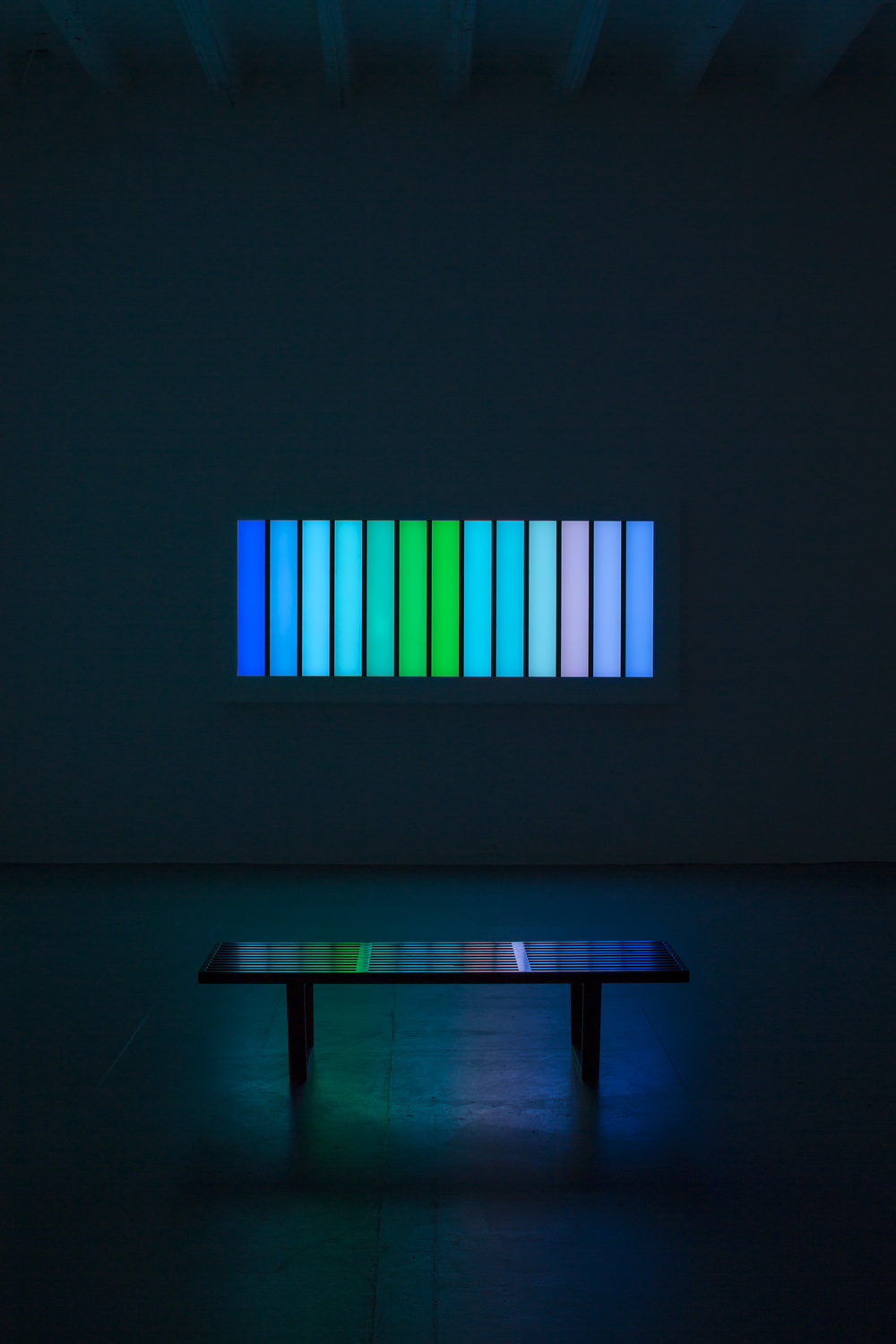 Coded Spectrum, 2012