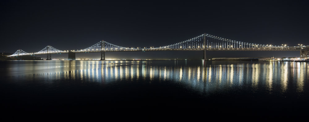 The Bay Lights
