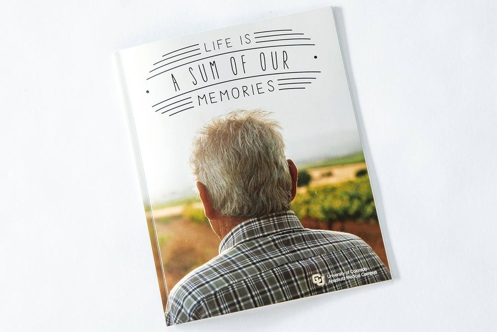 Anschutz Foundation - Alzheimer's Brochure