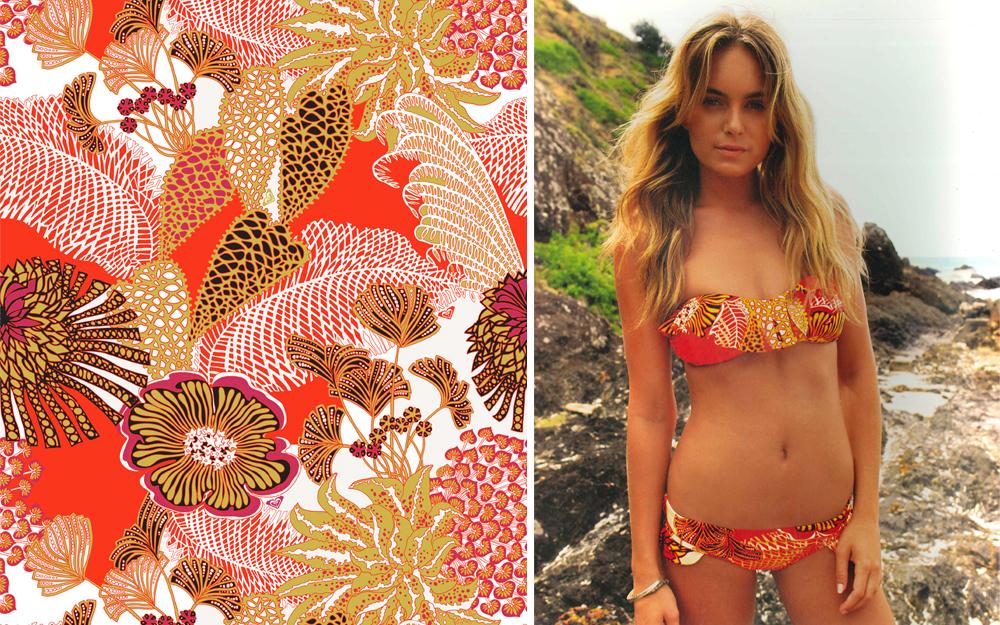 palermo / reef floral