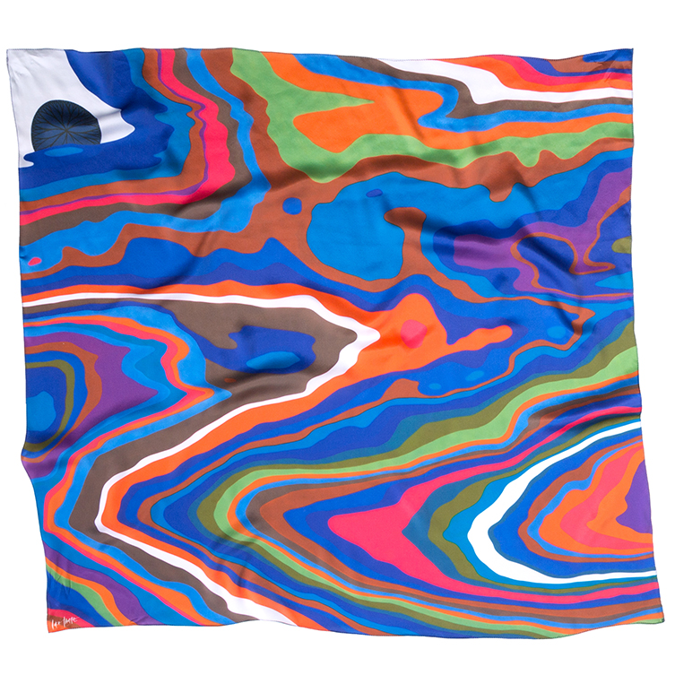 isobar technicolour dream scarf