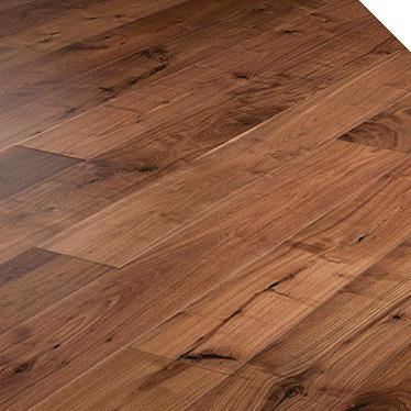 18mm American Black Walnut Maxiply Floor