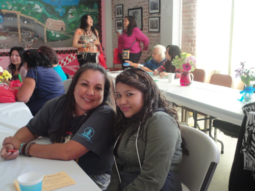 Native Women Conference 2013