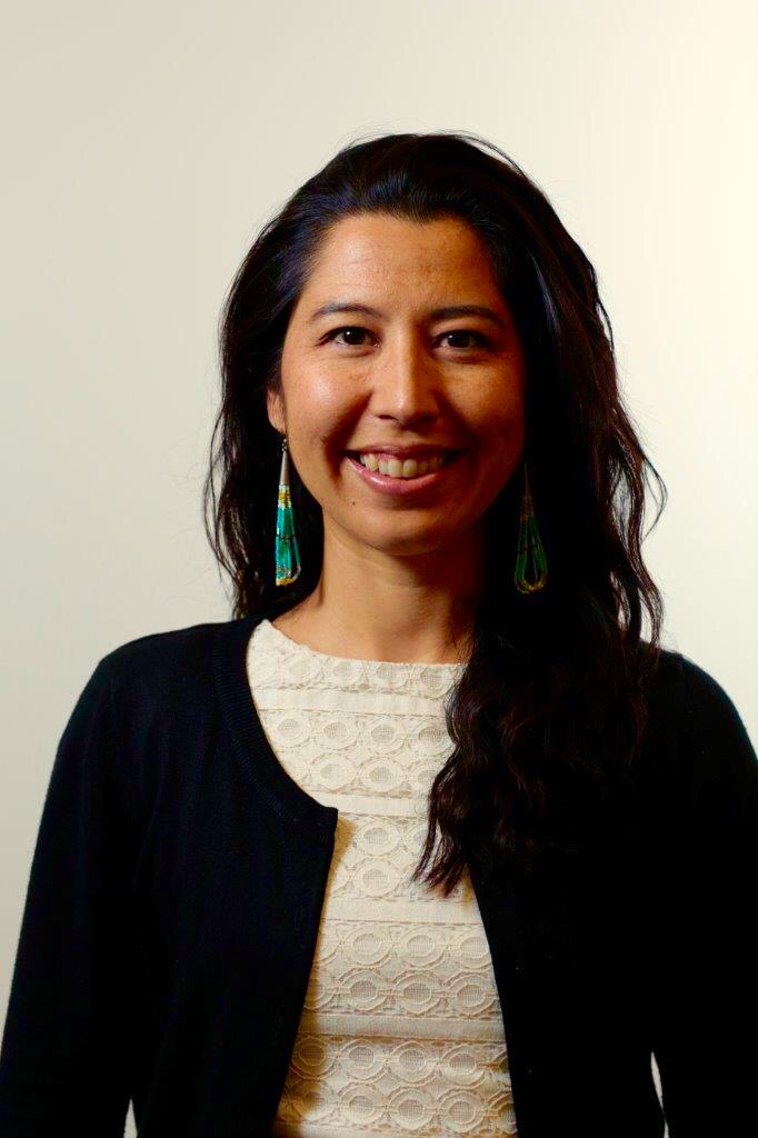 Angelina Ahedo        Vice-Chair - Angelina Ahedo, Vice-Chair, Umpqua Nation she received her bachelor's degree from the University of California Berkeley in 2005 and her Masters in Public Health from the University of Hawaii Manoa in 2008. Angelina has served on the Board of Intertribal Friendship House since 2015 and currently serves as the Vice Chair. Angelina has a broad range of experiences in direct service, evaluation, research, and program planning. She is dedicated to social justice and improving the health of all communities, and has spent the last 10 years working for community health centers, tribal home visiting programs, family shelters, and public agencies.