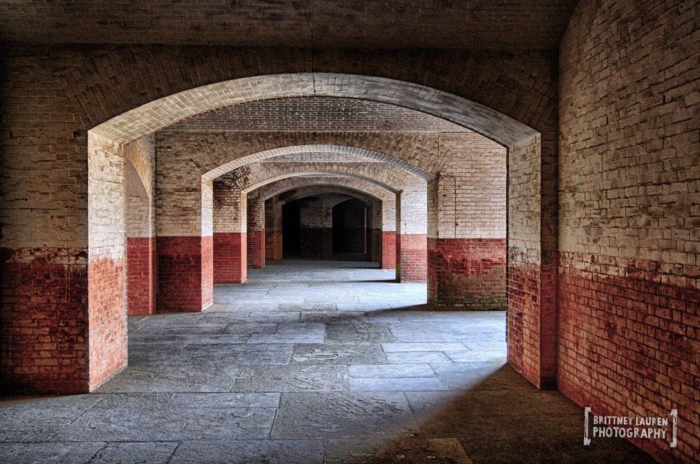 Fort Point Walls