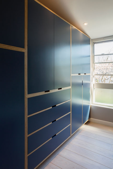 plywood bedroom furniture.  Blackheath Bedroom Bespoke Plywood Furniture