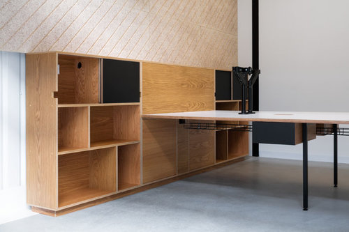 La Credenza Ltd Uk : Bespoke plywood furniture
