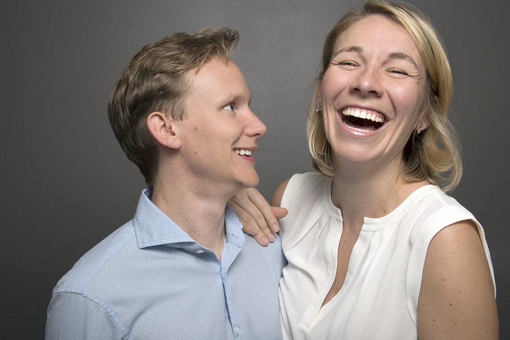 Ben & Laura