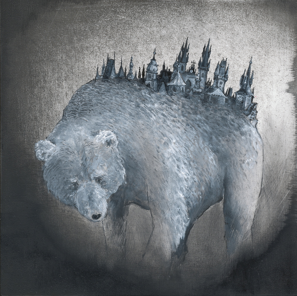 The Bear Who Couldn't Bear