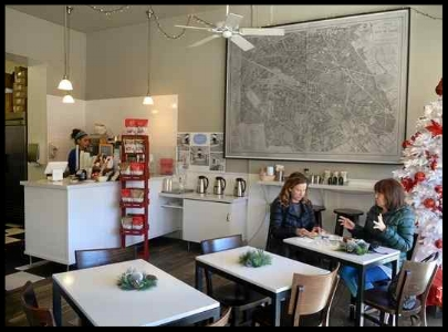 Restaurant review: Gluten-free or not, Flour Craft's offerings tempt - February 2018 - Marin Independent Journal