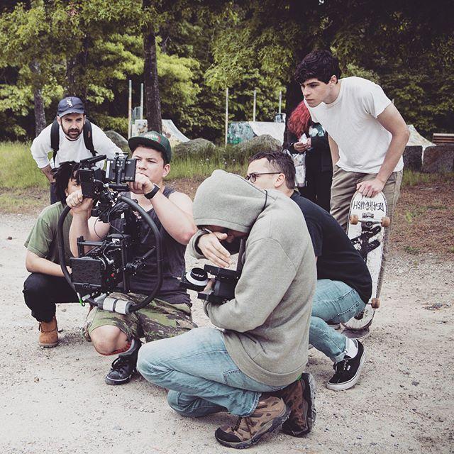 high school fights, hip-hop and skateboarding, my film #iamyourfriend is up online! link in bio. official selection of @montclairfilm @bushwickfilmfest #onlinepremiere #shortfilm #indiefilm #filmmaker