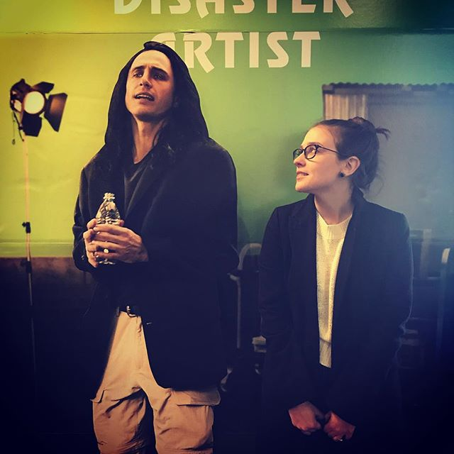 oh, hi mark. #disasterartist #a24