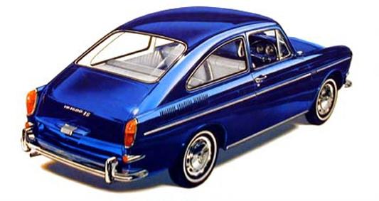 Volkswagen Fastback Classic Velocity