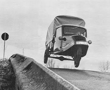 I love this picture of an airborne Hanseat. I hope the rear axle stayed attached upon landing !