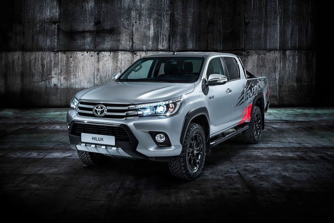 Toyota celebrates 50 years of the HiLux/Tacoma with this special edition at the Frankfurt Auto Show