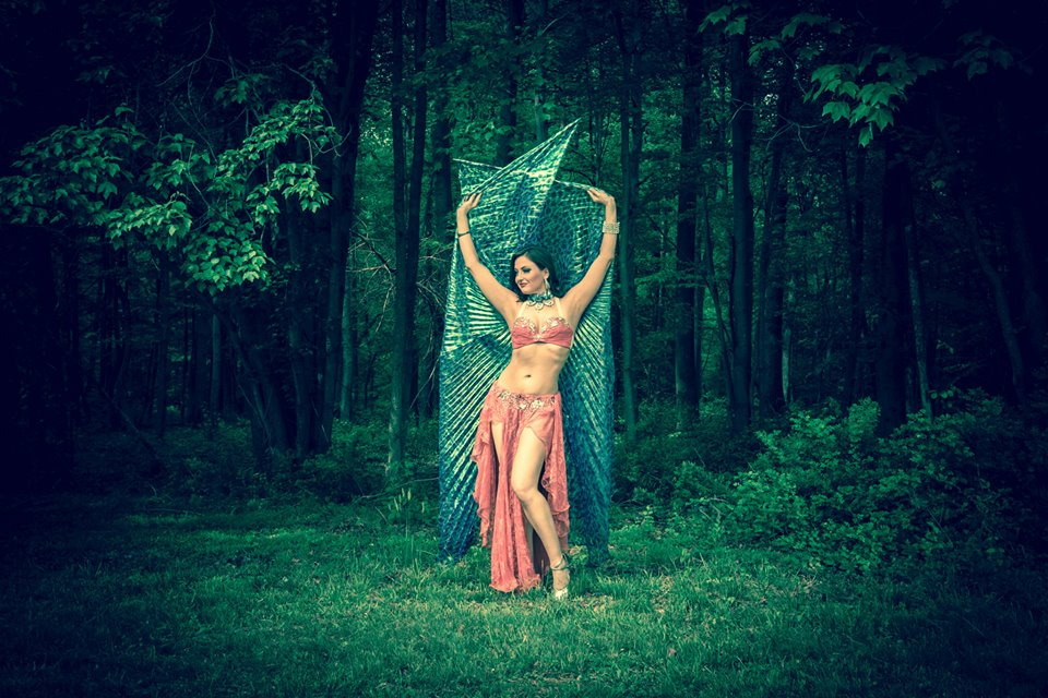 Philadelphia / NJ Belly Dancer Serafina