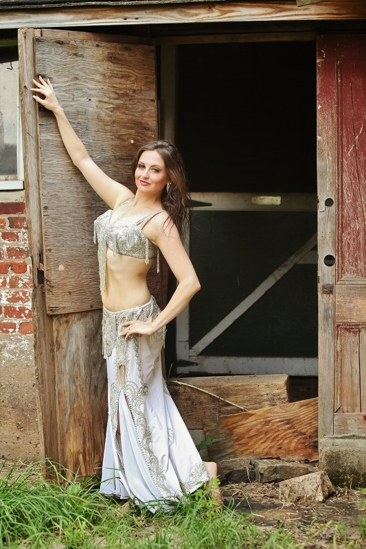 Philadelphia Belly Dancer Serafina in Princeton, NJ