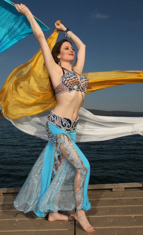 Philadelphia Belly Dancer Serafina in Lebanon, NJ