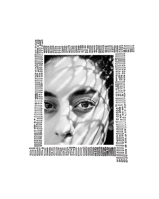 Etchings: 3  Model: @ayojuicee  Illustration by: @artbyjar