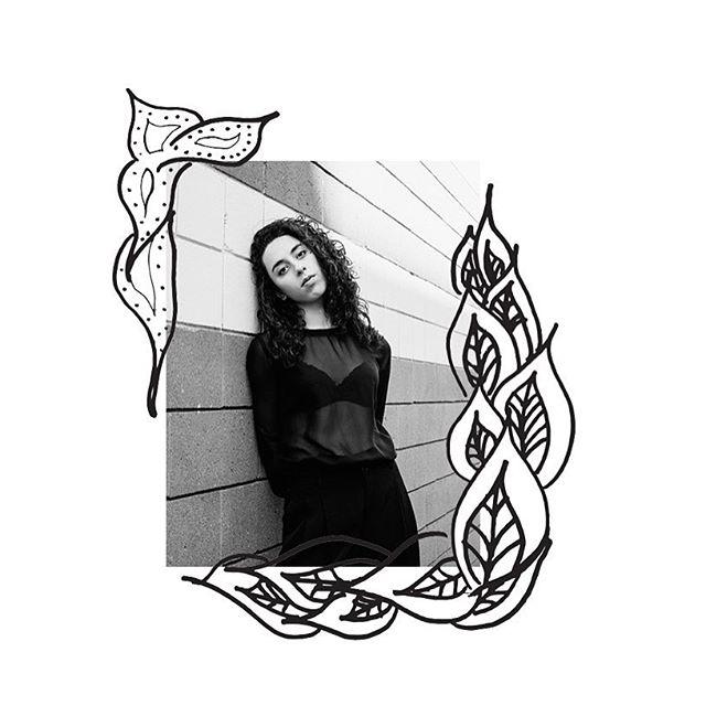 Etchings: 4  Model: @ayojuicee  Illustration by: @truevaliancy