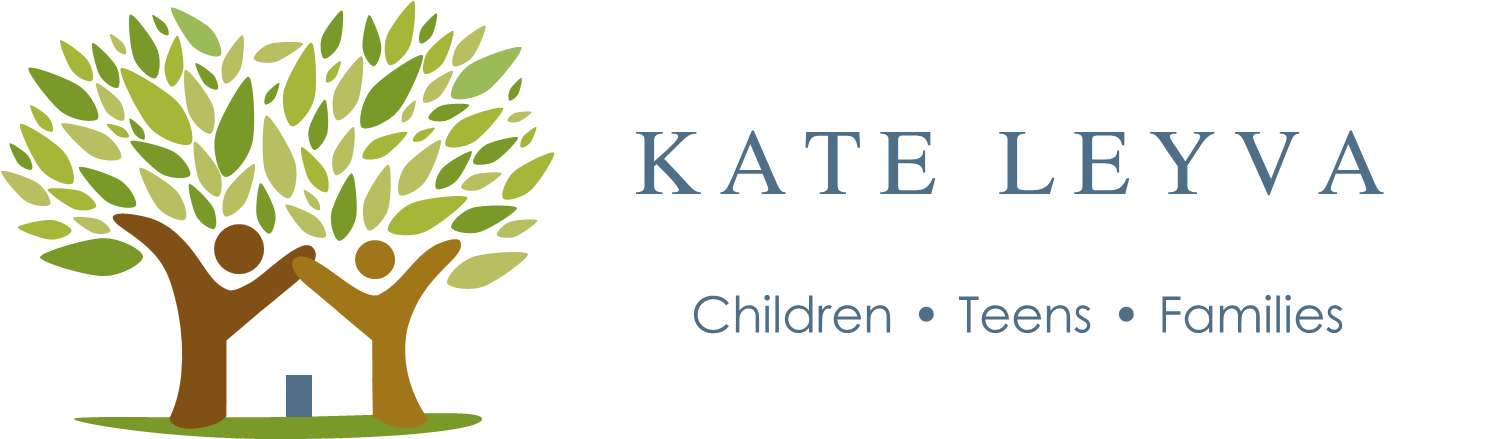 Kate Leyva Counseling - Children, Teens, and Familes